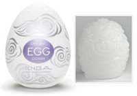 TENGA Egg Cloudy (1 db) kép